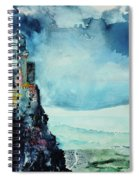 Storm The Castle Spiral Notebook