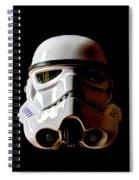 Stormtrooper 1 Spiral Notebook