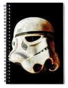 Stormtrooper 2 Weathered Spiral Notebook