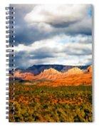 Stormwatch Arizona Spiral Notebook