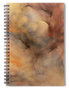 Stormy Spiral Notebook