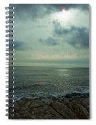 Stormy Day Spiral Notebook
