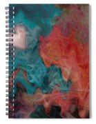 Stormy Love Spiral Notebook