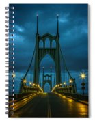 Stormy St. Johns Spiral Notebook