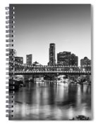 Story Bridge Brisbane Spiral Notebook