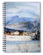 Stowe Valley Farm Spiral Notebook