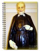 St.philip Neri Spiral Notebook