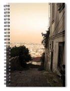 Strada Bella Spiral Notebook