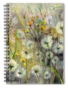 Straight To The Hills Spiral Notebook