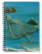 Stranded Spiral Notebook
