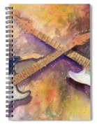 Strat Brothers Spiral Notebook