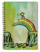 Strategy For Success Spiral Notebook