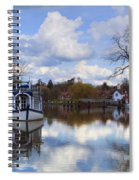 Strateley - England Spiral Notebook
