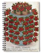 Strawberries, 1889 Spiral Notebook