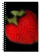 Strawberry Spiral Notebook