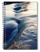 Stream 4 Spiral Notebook