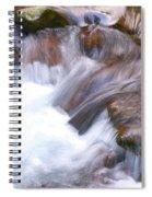 Stream Spiral Notebook