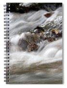 Stream Nature Spring Scene Spiral Notebook