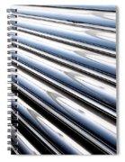 Streamlines Spiral Notebook