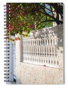 Street In Key West Spiral Notebook