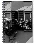Streets Of Cesena 2  Spiral Notebook
