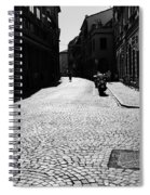 Streets Of Cesena Spiral Notebook