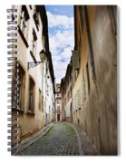 Streets Of France Spiral Notebook