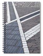 Streets Of Mainz 1 Spiral Notebook