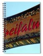 Streifalm Spiral Notebook