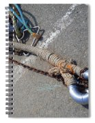 Strength In Depth Spiral Notebook