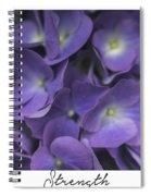 Strength Spiral Notebook