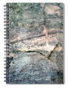 Striations 2 Spiral Notebook