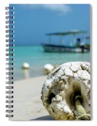 Boats And Buoys Spiral Notebook