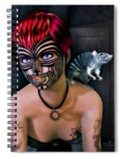 Stripes Are Beautiful Spiral Notebook
