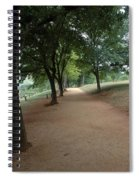 Stroll On Mulberry Row Monticello Spiral Notebook