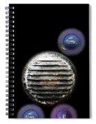 Stroller Spiral Notebook
