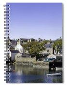 Stromness Harbor Spiral Notebook