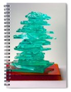 Strong Tower Spiral Notebook