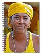 Strong Woman Spiral Notebook