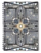 Structure Of Stairs Spiral Notebook