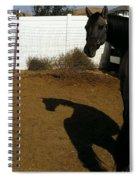 Stubborness Spiral Notebook