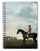Stubbs: Gimcrack, 1765 Spiral Notebook