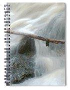 Stuck Digitally Enhanced Spiral Notebook