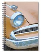 Studebaker Spiral Notebook