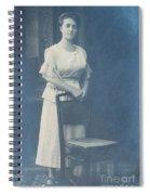Studio Portrait Spiral Notebook