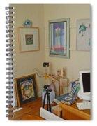 Studio Still Spiral Notebook