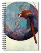 Study For Polly 1923 Spiral Notebook