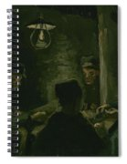 Study For The Potato Eaters' Nuenen, April 1885 Vincent Van Gogh 1853  1890 Spiral Notebook