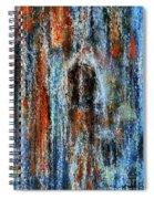 Stump Revealed Spiral Notebook