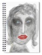 Stunned Spiral Notebook